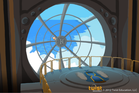 Airship Observation Deck - Concept