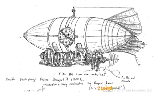 The Kronos Airship - Twist Education