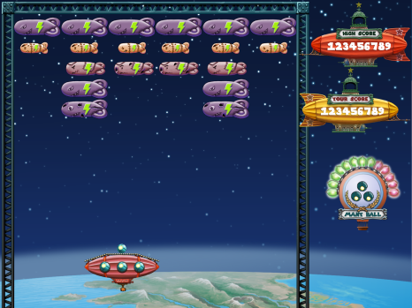 Blimp Breaker- Final Level