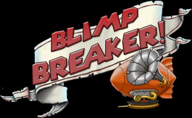 Blimp Breaker - Logo