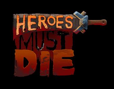 Heroes Must Die - Logo