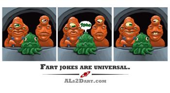 Fart Jokes