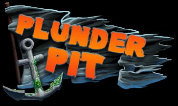 Plunder Pit - Logo