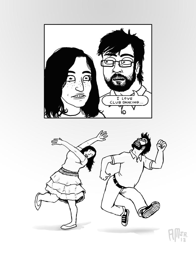 DanceComic