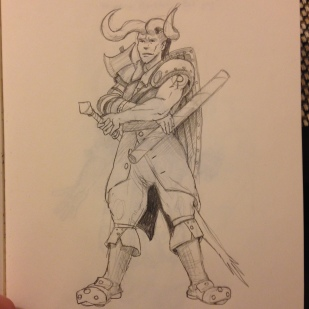 Teifling Fighter